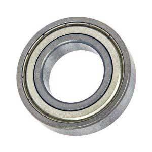 Best Buy Bearings Radial Ball Bearing - Double Metal Shield - Stainless Steel
